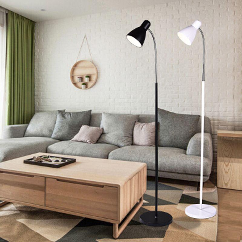 Grosshandel Moderne Nordic Led Stehleuchte Energiesparende Boden