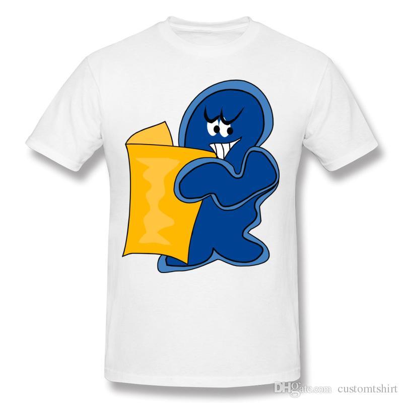 Emoticon A Nice Book Humorous T Shirts Men Cheap Men Cotton Shirts ...