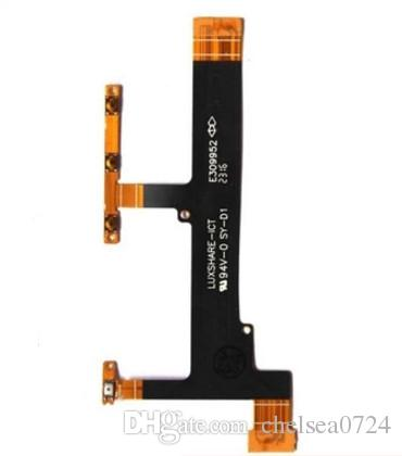 For Sony XA F3111 F3113 F3115 F3112 F3116 Power Button Volume Control Key Flex Cable Tested With Tracking Number