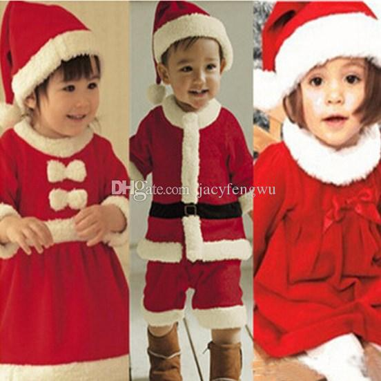 Christmas Newborn Baby boys girls Clothing infant Fleece clothes Rompers boys girls Girl Rompers Clothes children Toddler Boutique SDF021