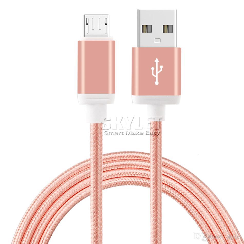 Металлический корпус Плетеный Тип C USB-кабель USB 2,0 до 3,1 56K Ом резистор высокой скорости зарядки Тип C кабель для Android смартфон
