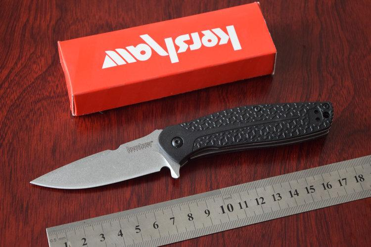 2019 Kershaw 1970 Burst Folding Knife Speed Safe