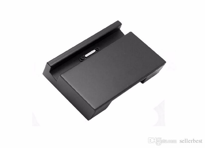 도크 스테이션 소니 Z3 미니 DK48 자기 데스크톱 소니 Xperia Z3 케이블 컴팩트 M55W D5833 D5803