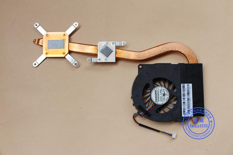 Nuevo original para ASUS A42J X42J A40J K42JZ JC JB JA K42JR JV latón ventilador de tubo de calor