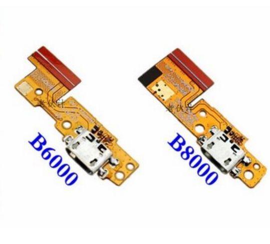 Original USB Charging Port Flex Cable Micro Dock Connector PCB Board For Lenovo Tablet Pad Yoga 10 B8000 Yoga 8 B6000