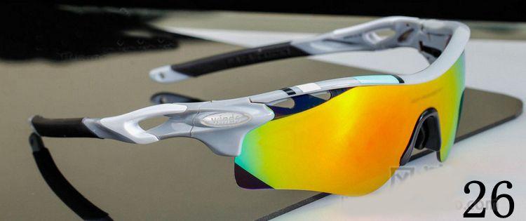 Cycling Sunglasses Fashion Men Polarized Cycling Glasses Bicycle Sport Sunglasses 5 Lenses Box Oculos Bike Gafas Ciclismo 009181