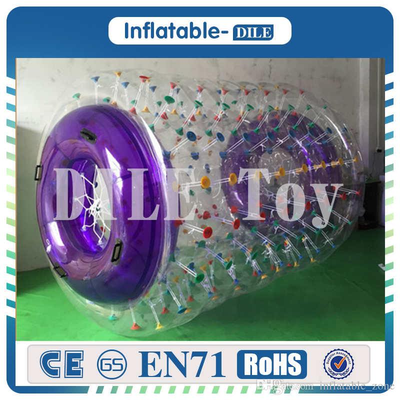 1.0mm TPU Inflatable Water Roller Ball Walk On Water Ball Aqua Rolling Ball,Roller Wheel For Adults Or Kids