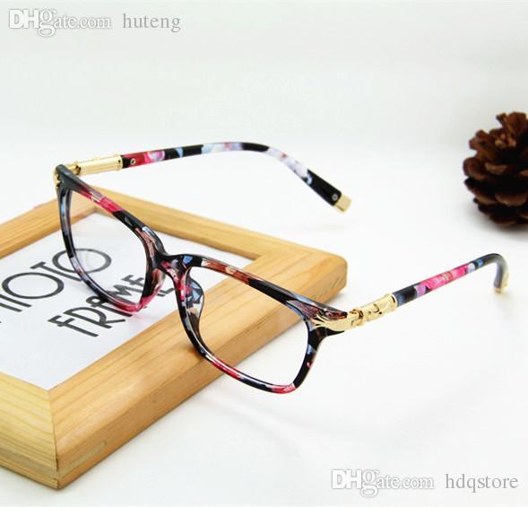 8957c386129 2019 Wholesale ! New 2017 Most Popular Eyeglasses Men Women Vintage Eyeglasses  Fashion Glasses Full Frame Myopia Eyewear With Lens From Hdqstore