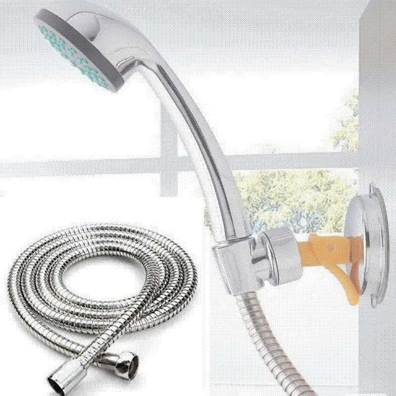 Best 2m Long Flexible Stainless Steel Shower Hoses Chrome Shower ...