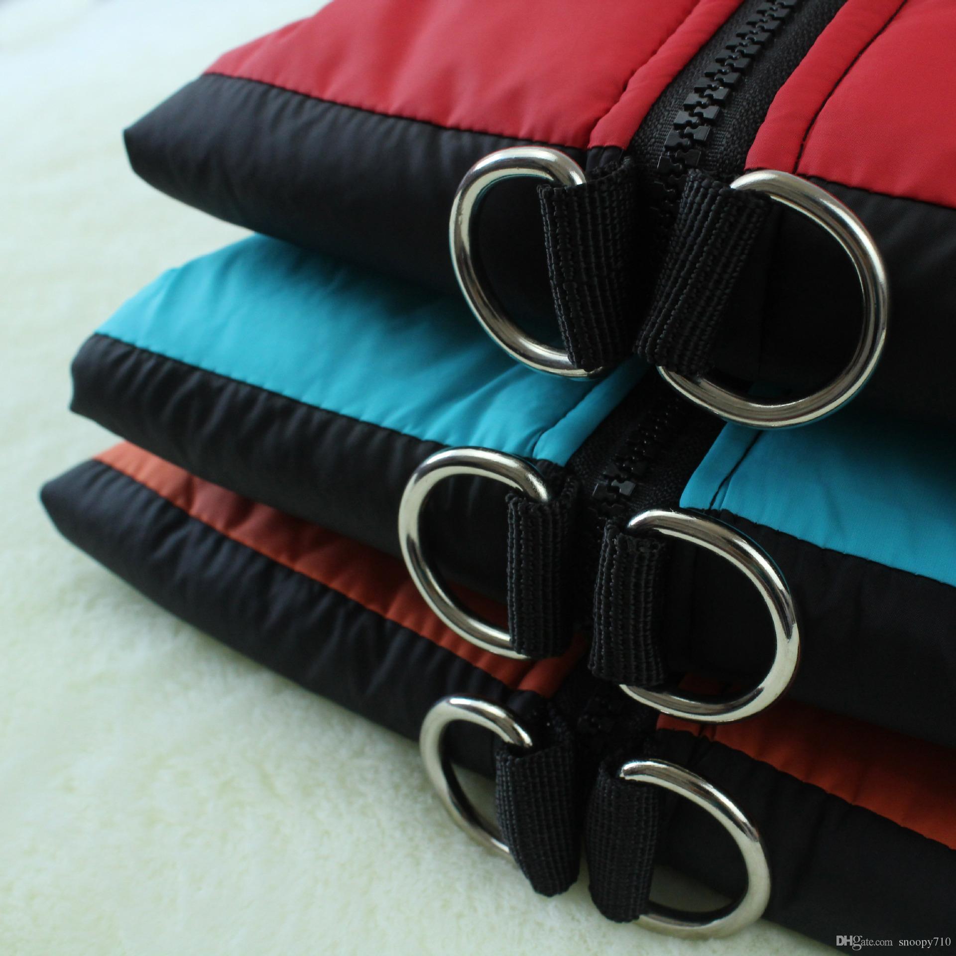 Best Seller Inverno Pet Vestiti cani Warm Down Jacket Cappotto impermeabile S-5XL Felpe con cappuccio Chihuahua Small Medium Dogs Puppy PETASIA