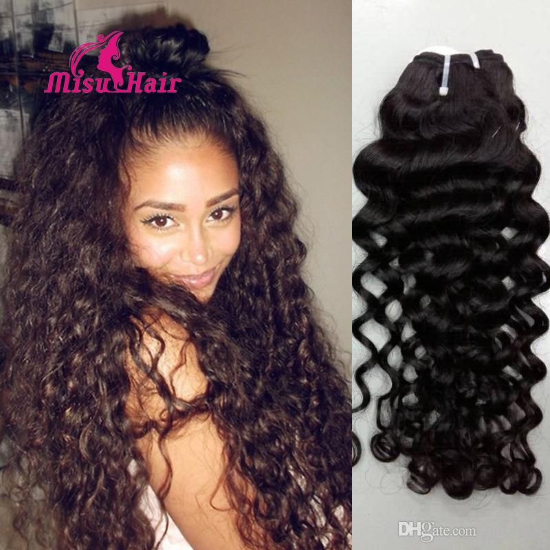 7a Malaysian Curly Hair 3 Bundles Top Quality Italian Curly