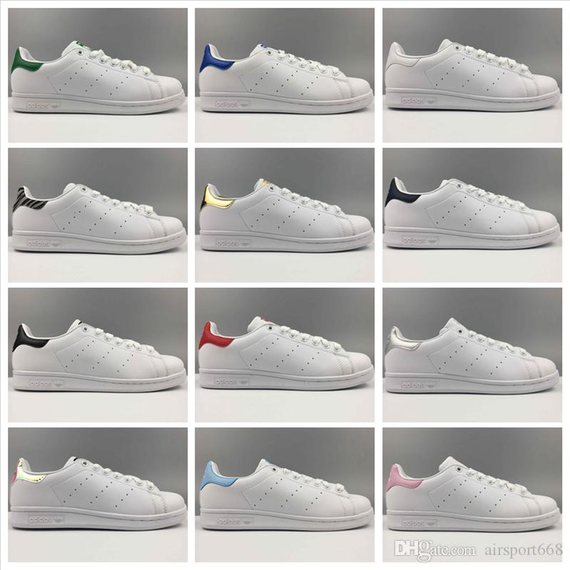 2018 Adidas Originals 2018 Stan Smith Spring Copper White Pink Black  Fashion Shoe Man Casual Leather Brand Woman Man Shoes Flats Sneakers From  Airsport668, ...