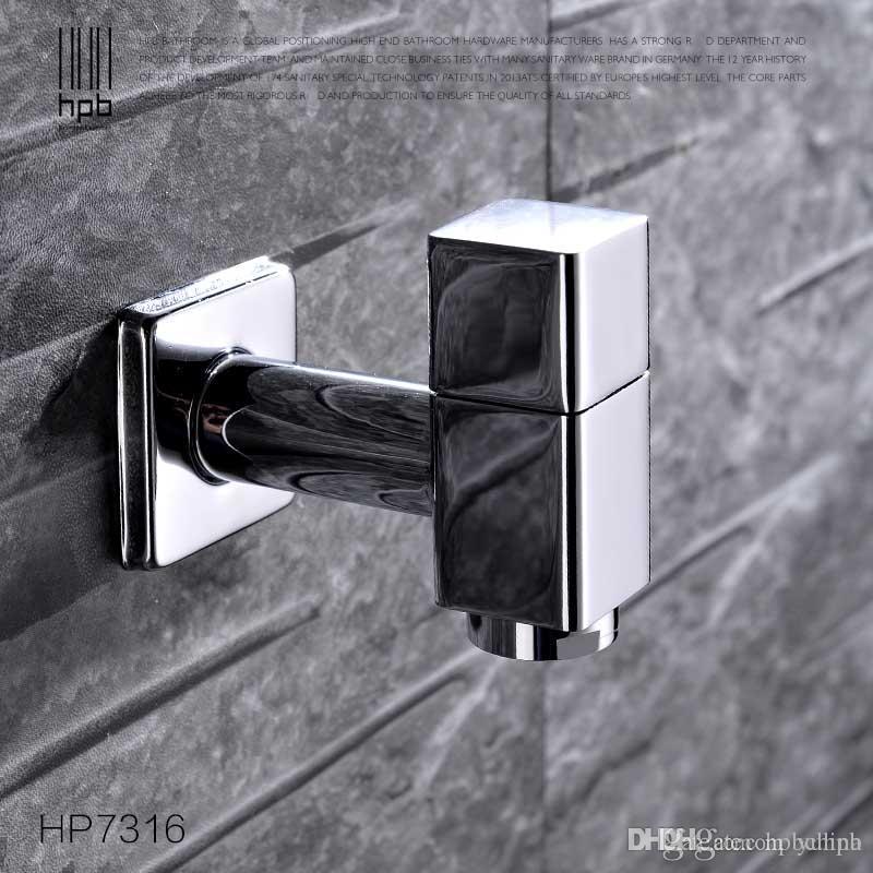 Best Han Pai Brass Garden Faucet Decorative Outdoor Faucets Tap ...
