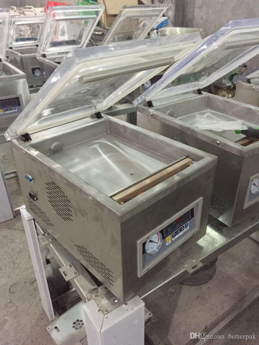 DZ 260 PD Table Style Vacuum Packing Machinestainless Steel Body High Quality Sealing Machine Sealer Package