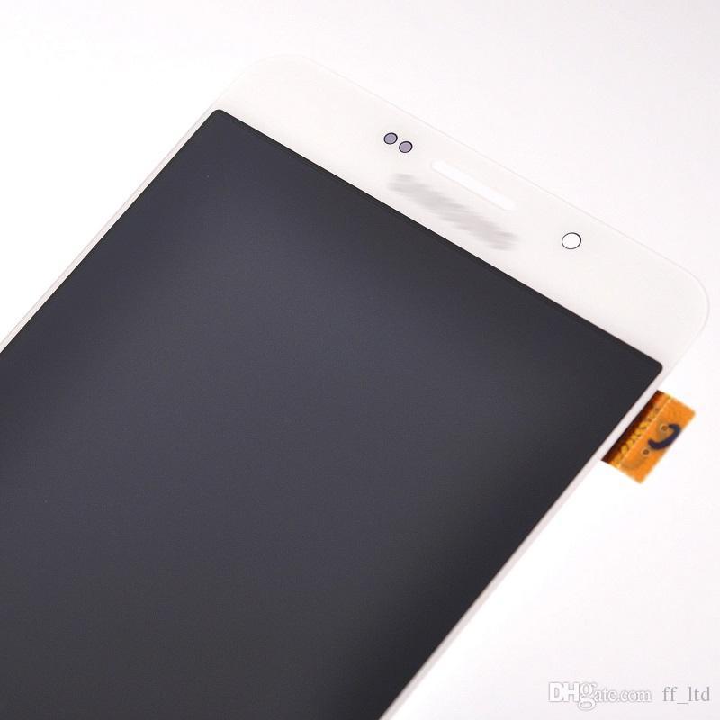 OEM pour Samsung Galaxy A9 2015 A9000 Assemblée LCD Écran Tactile Digitizer Assemblée 100% Testé Aucun pixel mort