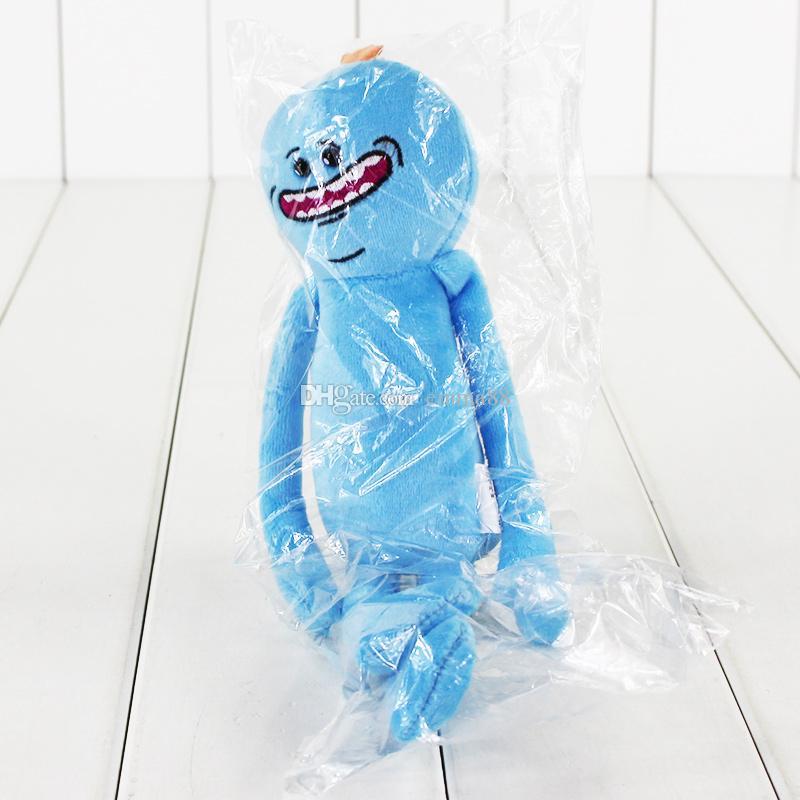 25cm 2 Arten Rick und Morty Happysad Plüschtier-weiches angefülltes Puppe-Spielzeug für Kindergeschenkspielzeug geben Verschiffeneinzelverkauf frei