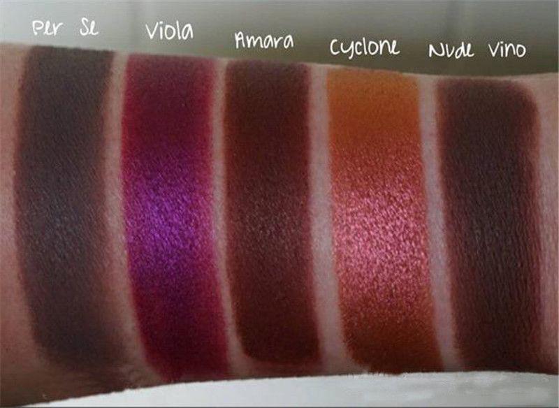 Hot Sale Brand Denona Eyeshadow Palettes Eyeshadow Palettes Makeup Purple Eye Shadow Best Price