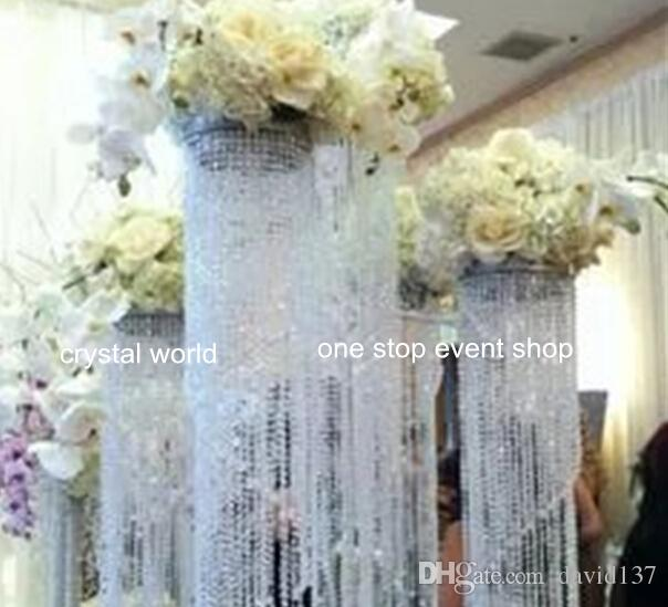 Wedding Flower Pillars: Wholesale L Aisle Stands Weddings/Pillars Stands Flowers
