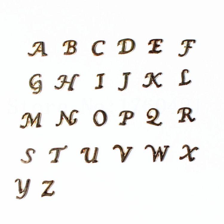 Yüzer charms 130 adet / grup Toptan yüksek kalite mix kristal mektubu charms diy yaşayan için A-Z alfabe yüzer locket charms cam madalyon
