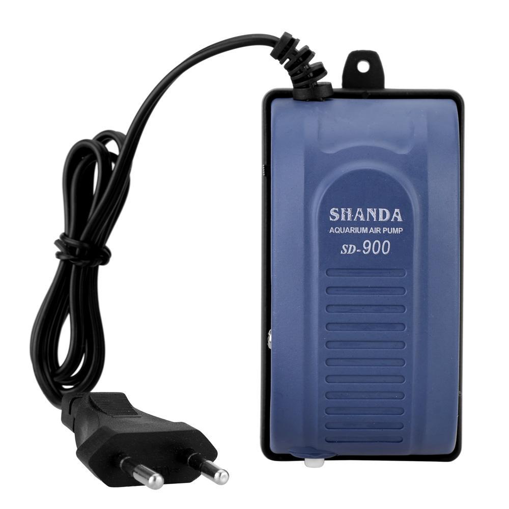 Fish aquarium pumps - 2 5w Shanda Sd 900 Mini Aquarium Accessories Air Oxygen Pump For Fish Turtle Tank