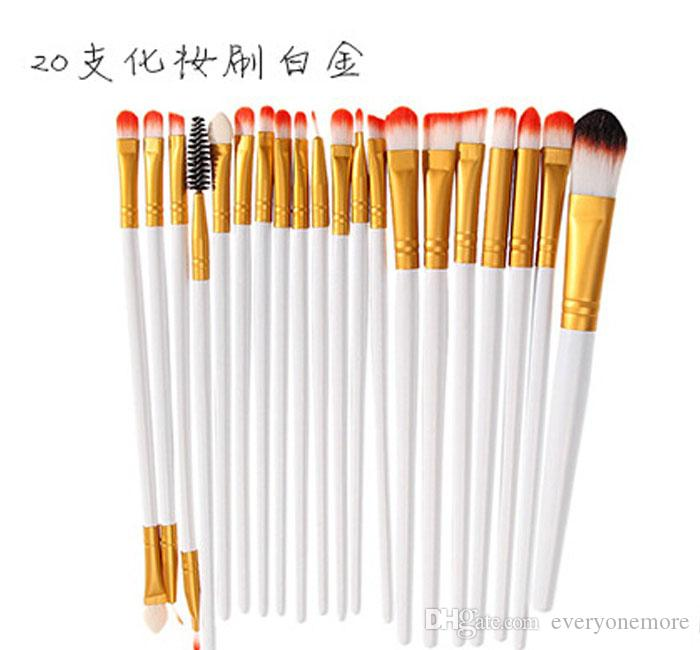 Eye Makeup Brushes Set Eyeshadow Blending Brush Powder Foundation