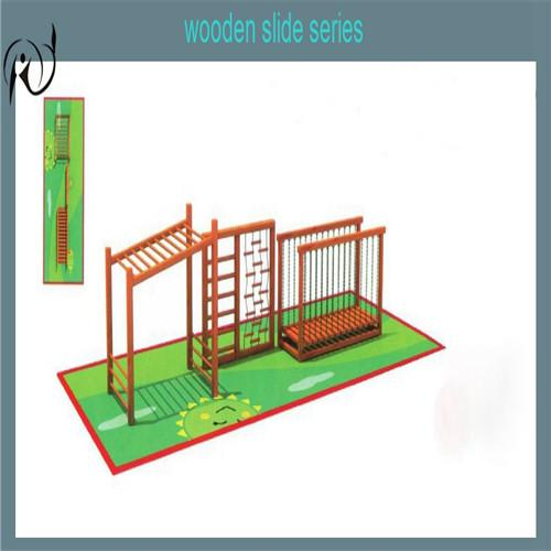 2017 Safe House Indoor And Outdoor Educational Wooden Montessori Playground  House Equipment Sliding Board,Plastic Slide,Slippery Slide,Playhouse From  ...