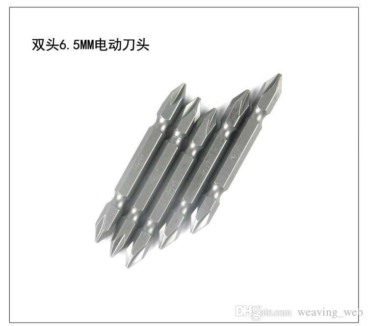 testa cacciavite elettronica in acciaio Adamant fine testa cacciavite magnetico 5 * 60 * 2mm avvitatore uso domestico