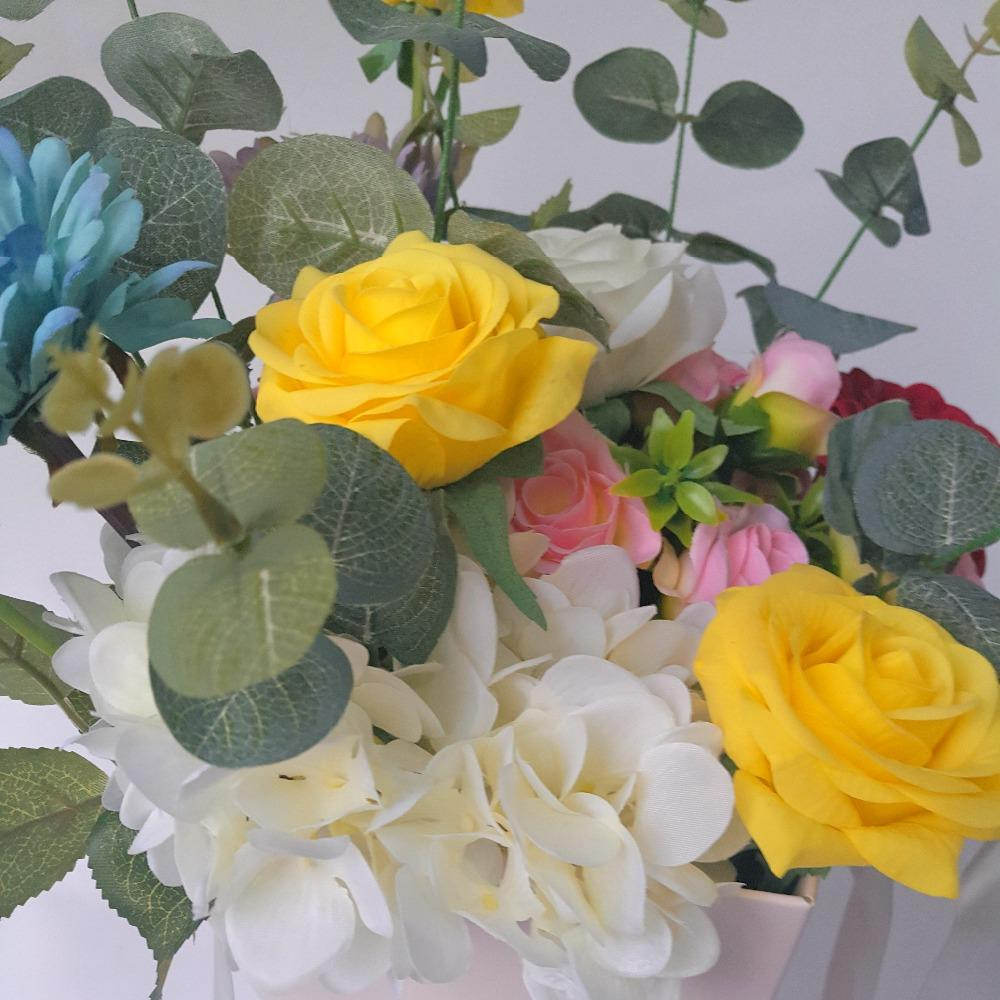 2018 wholesale packing artificial flowers weeding decoration 2018 wholesale packing artificial flowers weeding decoration artificial bouquet rose flower home room decoration real touch flowers from yigu002 izmirmasajfo