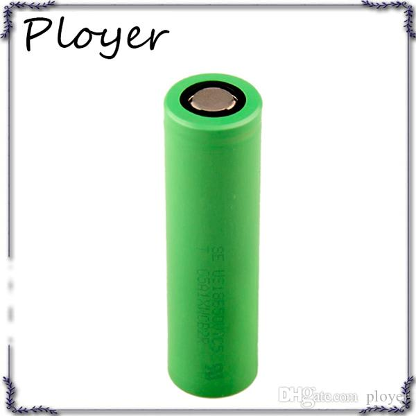 VTC5 lithium 18650 rechargeable battery VTC5 18650 battery for e cigarette  mod e cig 18650 3 7V 2600mah ups