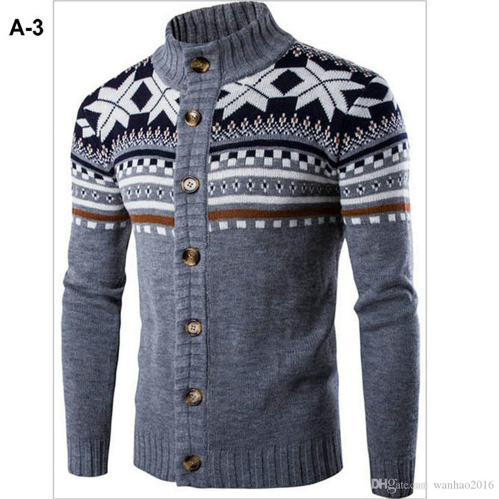 d8ddb78fe3 Top 50 buyers will receive extra Beautiful Gifts ! and also will become our  VIP Clients ! New Arrival Men Sweater 2017 Winter New Design ...