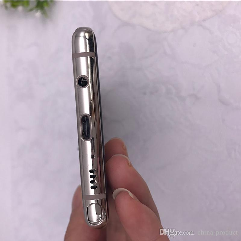 GooPhone nota 8 9 10 N9 N10 teléfono celular 6.3inch Note8 Quad Core 1G 8GB Nota 8 1280 * 720 Mostrar 4G ram rom espectáculo 64G 4G LTE WiFi GPS Smartphone