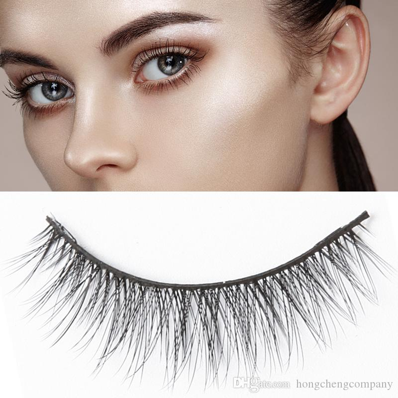 Fake Eyelashes Makeup Beauty Nude Cosmetic 3d False Eyelashes Soft