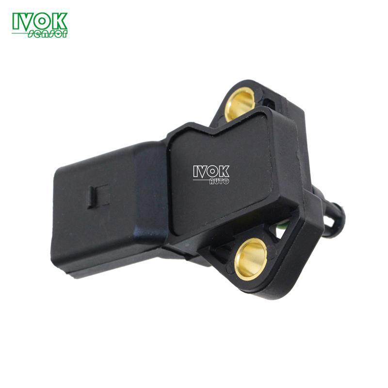 2.5 Bar Turbo MAP Sensor For VW Jetta III LT Lupo Passat Polo Transporter 1.4 1.6 1.9 2.0 2.5 TDI 0 281 002 399 038 906 051B 038906051B