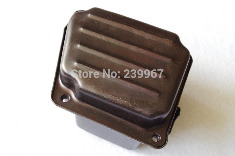 Silenciador para la motosierra de Stihl 034 036 MS340 MS360 cadena de envío libre sierra silenciador silenciador tapa de la cubierta parte # 1125 140 0609; 1125 140 0607