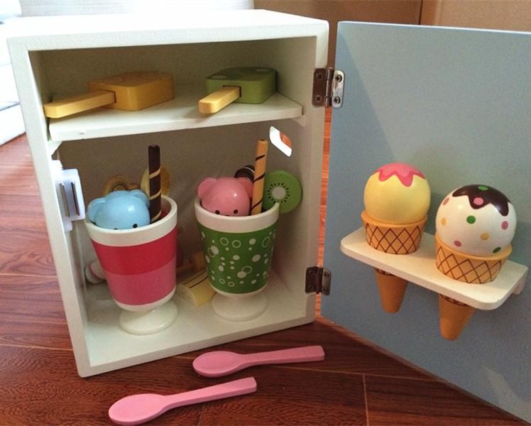 Acquista Baby Toys Cucina Frigorifero Giocattoli Giardino Della ...
