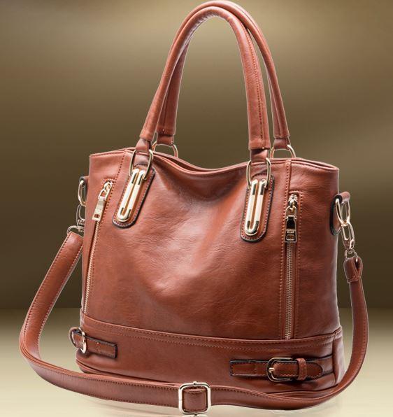 2016 Genuine Leather Handbags Luxury Women Messenger Bags Bolsa ... 1baf1ff2cf483