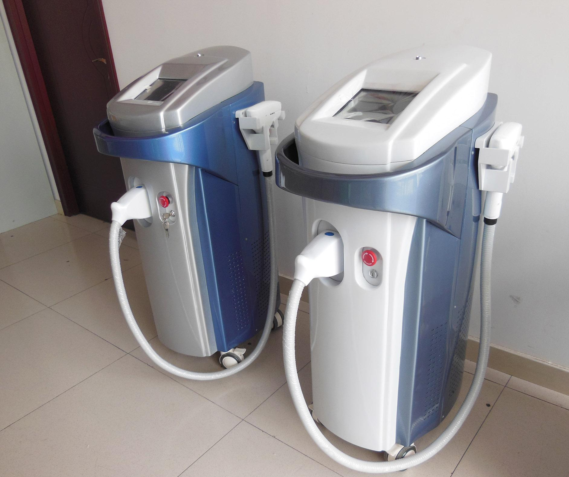 Alexandrite Laser 755nm Hair Removal Equipment 808nm Diode