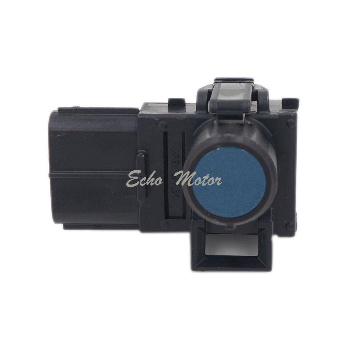 NUOVO 89341-33160 Sensore di parcheggio PDC Toyota Sequoia 2008-2012, Lexus LX570 2007-2009, Aurion 2007 Blue Color Genuine