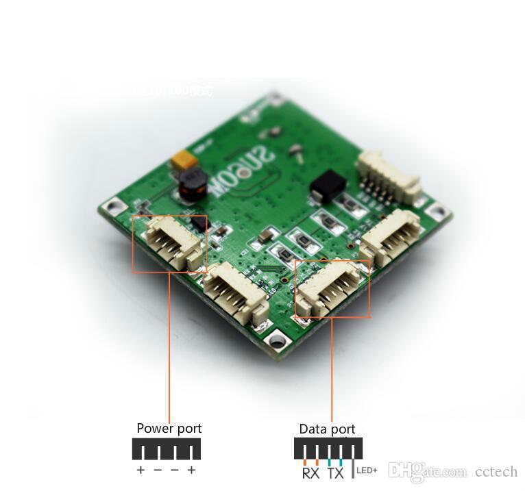 Dhl Fedex Ups Tnt Express Oem Mini Size 5pin Head Port Network Data