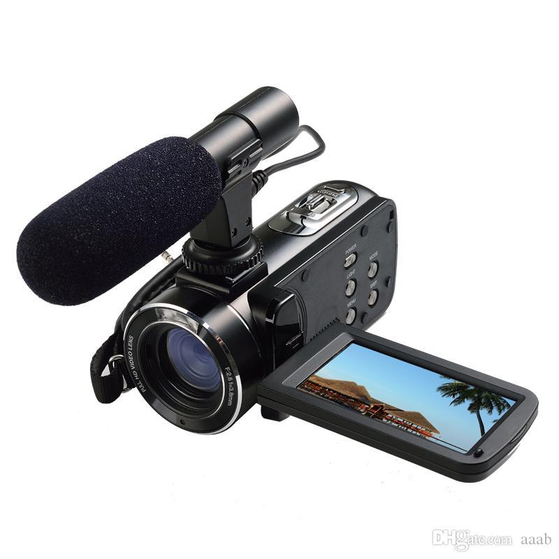 Новая профессиональная видеокамера HDV-Z20 3.0