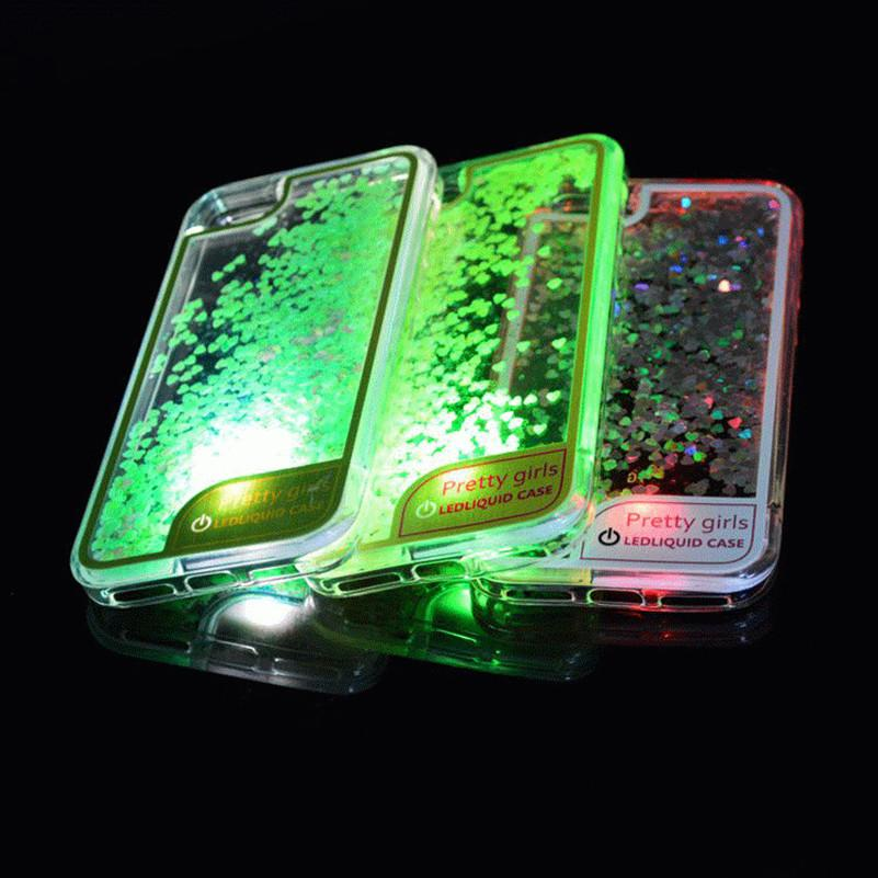 custodia led iphone