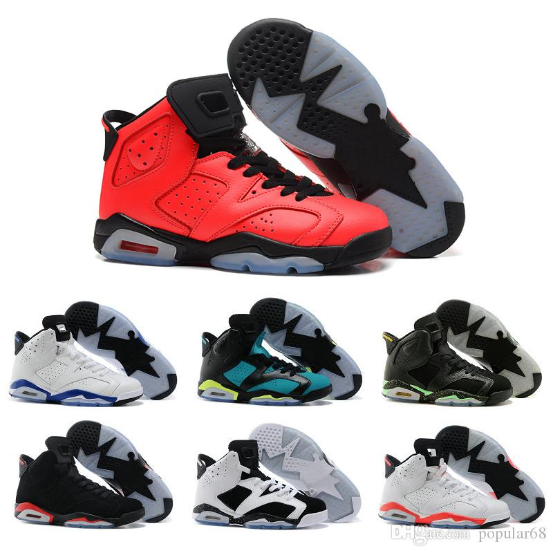 f706b210be4 Drop Shipping Wholesale Basketball Shoes Men Women 6 VI Sneakers ...