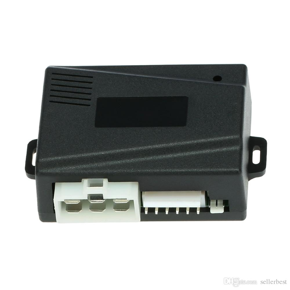 Um Clique Auto Sistema de Alarme de Carro Motor Starline Pressione Iniciar Parar Botão Ignição Remoto Arranque Power on