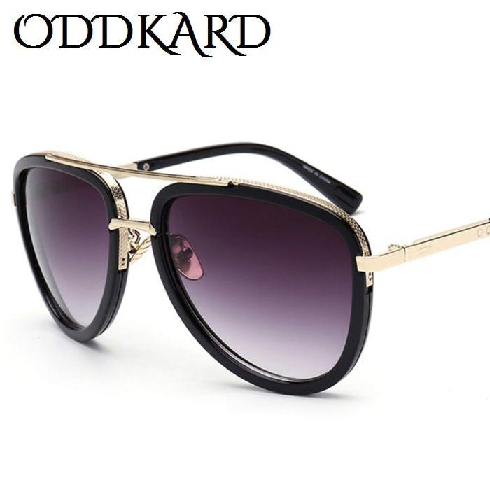 5a324a42945 ODDKARD DTC Series Modern Fashion Sunglasses For Men And Women Luxury Brand  Designer Smart Pilot Sun Glasses Oculos De Sol UV400 OK09079 Men Sunglasses  ...