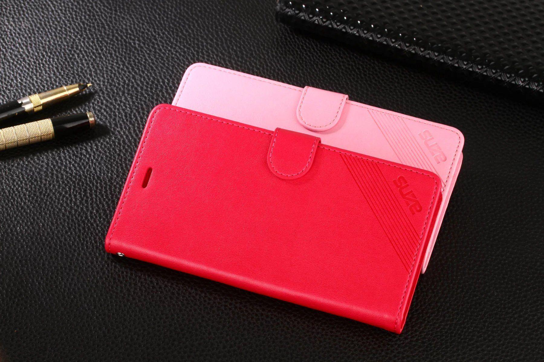 Fresco Xiaomi Redmi Note 2 Caso di lusso di vibrazione del raccoglitore Custodia in pelle originale sottile copertina rigida Xiaomi Hongmi Redmi Note 2