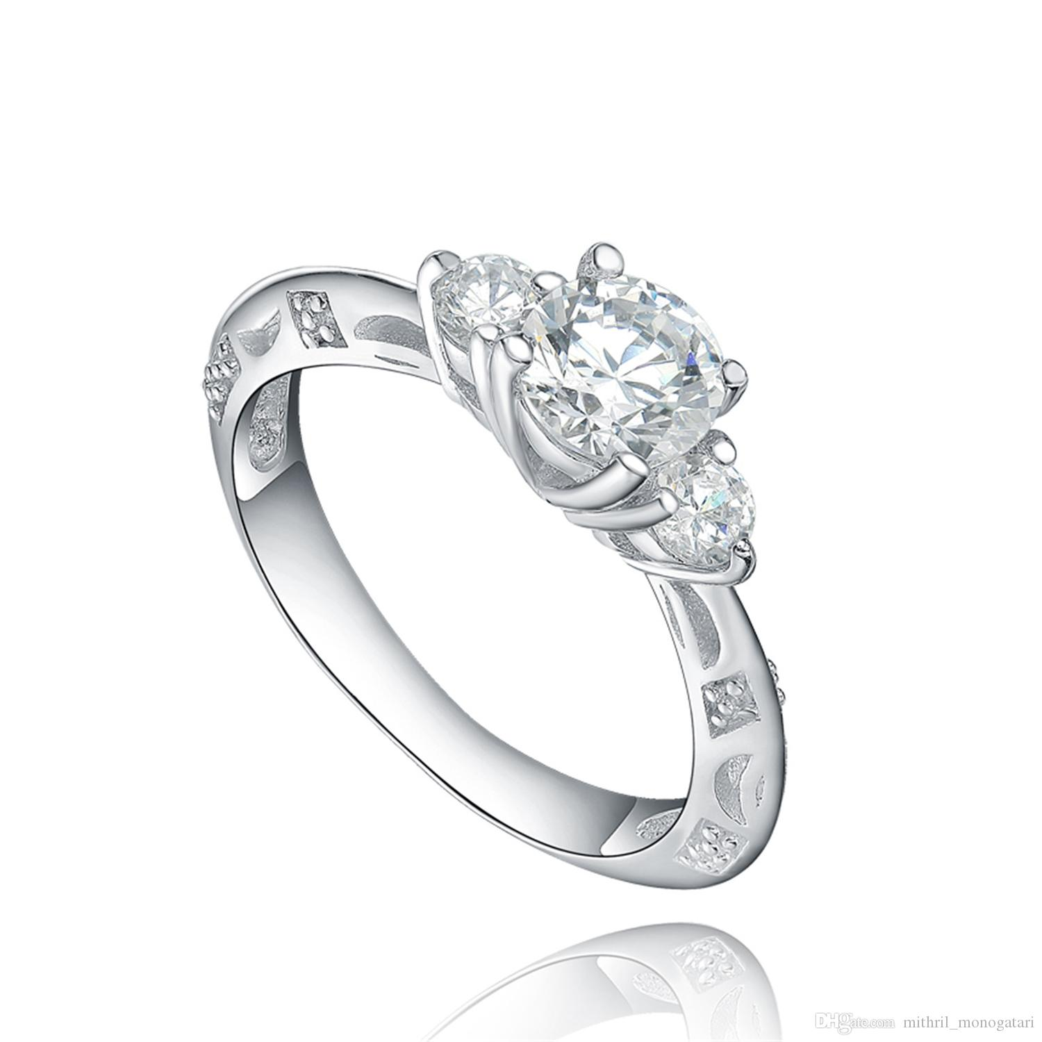 by halo square ring two london round thin engagement diamond pave rings pav