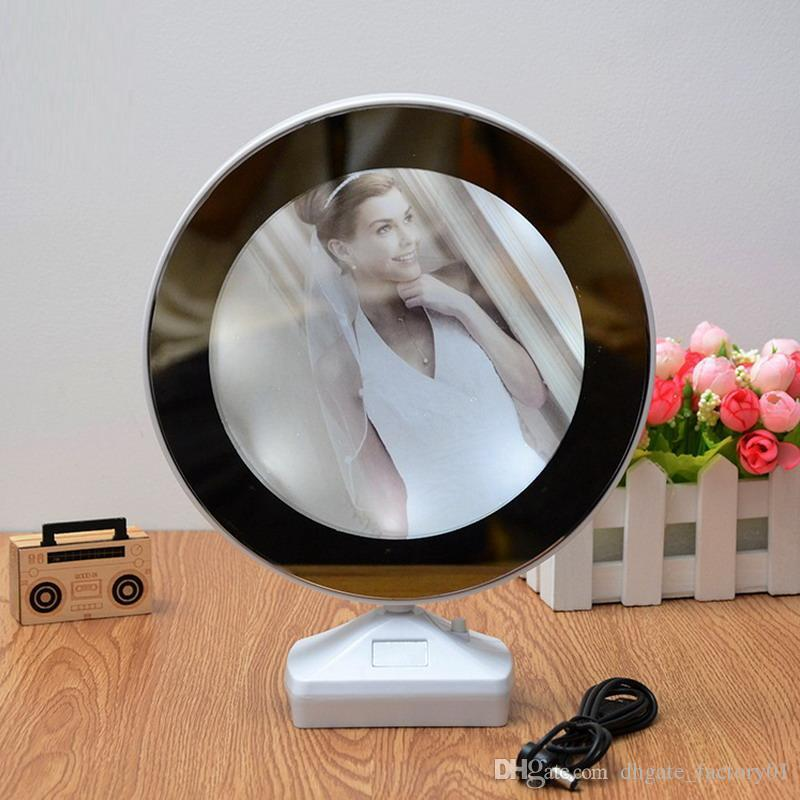 Online Cheap Creative Magic 7 Inch Multi Function Led Light Photo ...