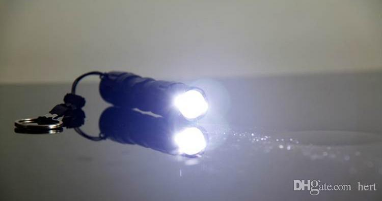 High quality mini LED Flashlight! Strong Lanterna Torch light Waterproof lantern penlight