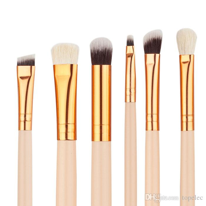 Newest rose gold handle makeup brushes make up tools high quality dhgate vip seller