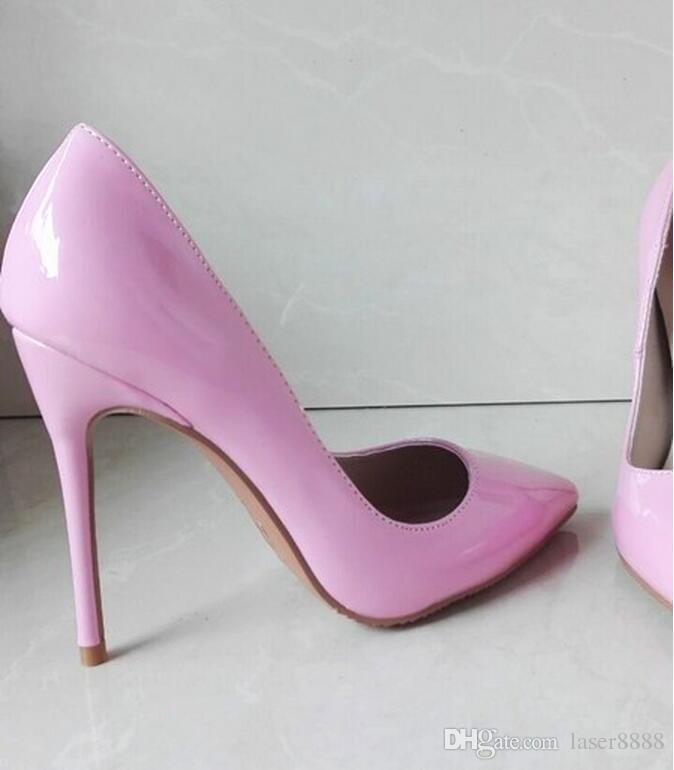 Roja Tacones Altos Marca Mujer Compre Zapatos Suela Mujeres Bombas 13lKJTFc